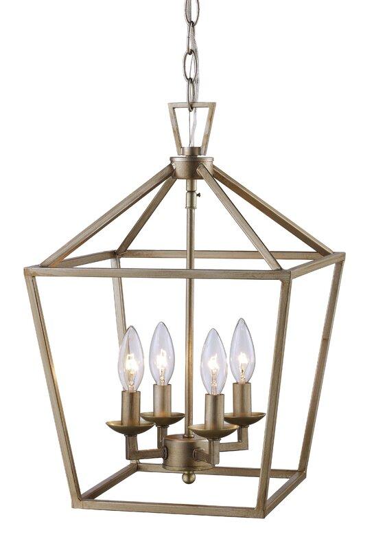 Carmen 4-Light Pendant