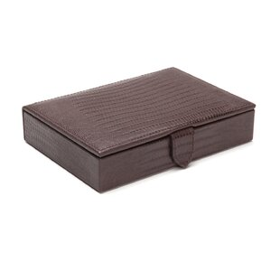 Check Prices Blake Cufflink Box By WOLF