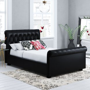 Upholstered Ottoman Bed By Ophelia & Co.