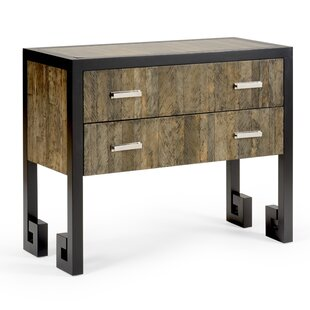Oxford 2 Drawer Accent Chest by Wildwood