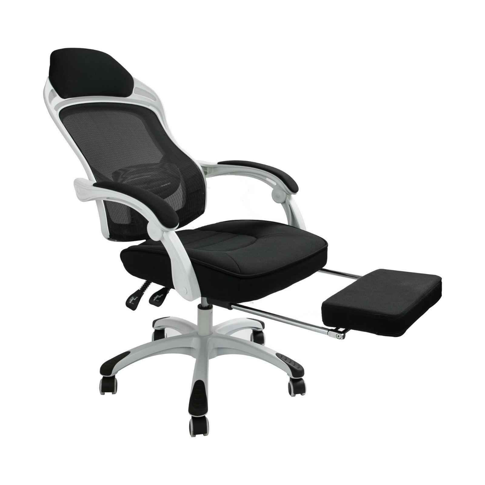Ebern Designs Haywards Lumbar Support Mesh Office Chair | Wayfair