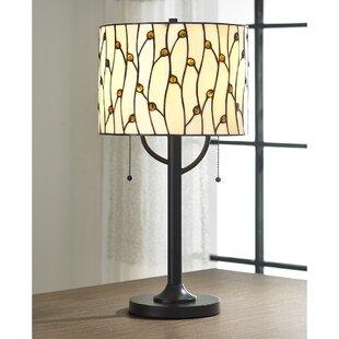 Kenyatta Tiffany 25 Table Lamp