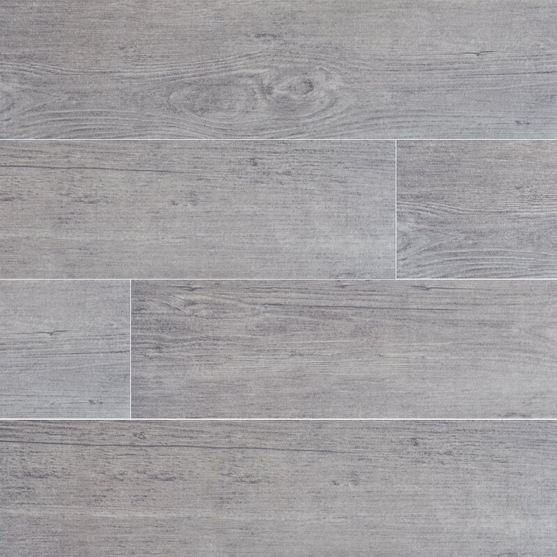 Sonoma Driftwood X Ceramic Wood Look Tile In Gray Reviews - Best place to buy wood look tile