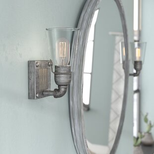 Aranda 1-Light Bath Sconce by 17 Stories