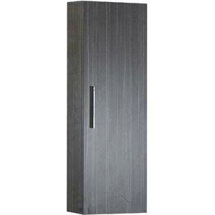 Best Deals Hibbard Modern Plywood-Melamine 12 x 36 Surface Mount Medicine Cabinet ByRoyal Purple Bath Kitchen