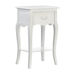 Great choice Hiram 1 Drawer Nightstand by Andover Mills