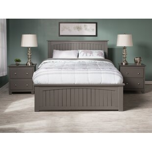 Odalys Full/Double Panel Bed by DarHome Co Best Choices