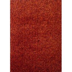 Orange Shag Area Rugs rug factory plus harmony 2 toned orange shag area rug | wayfair