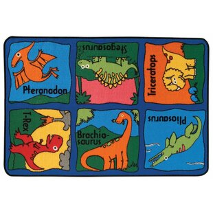 Compare & Buy Dino-Mite Kids Rug ByKids Value Rugs