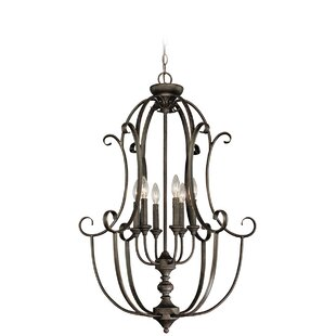 Fleur De Lis Living Chalfont 6-Light Foyer Pendant