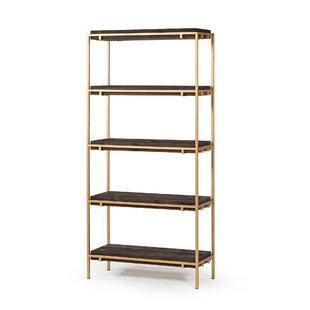 Cybulski Standard Bookcase Brayden Studio