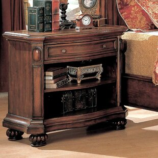 Astoria Grand Aldford 1 Drawer Nightstand