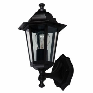 Damaris LED Outdoor Wall Lantern By Marlow Home Co.