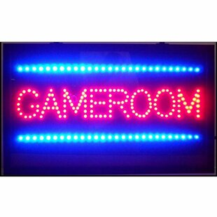 Game Room Signs Wayfair