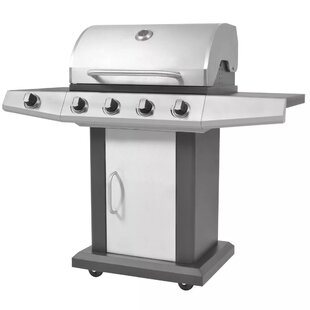 46.5cm Cooking Zone Portable Electric Barbecue By Symple Stuff