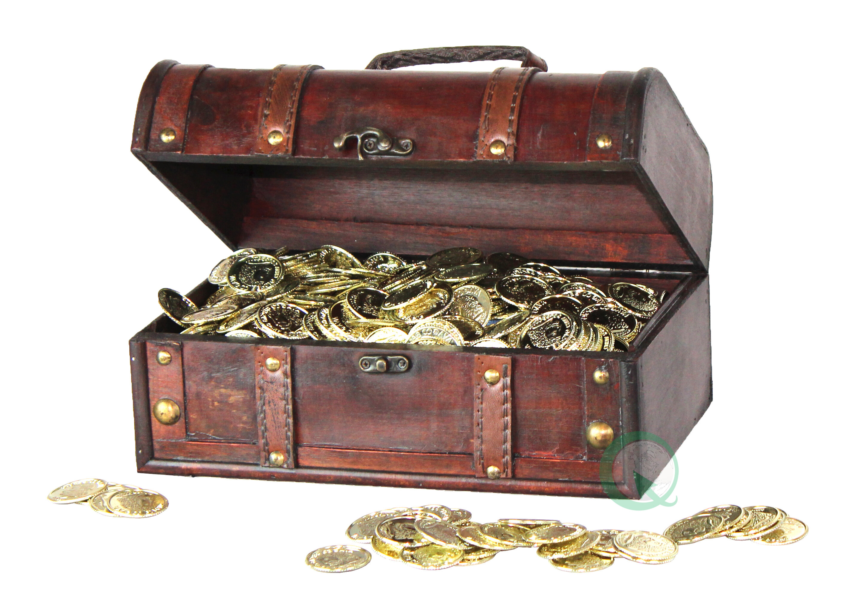 Quickway Imports Pirate Treasure Chest Decorative Box U0026 Reviews | Wayfair