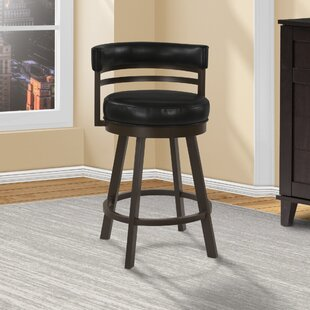 Cutlip Swivel Bar Stool by Red Barrel Studio Discount