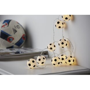 Lamartine Novelty String Lights By 17 Stories