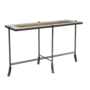 Brayden Studio Coglin Swerve Console Table