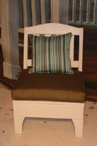 Uwharrie Chair Westport Armless Sectional..