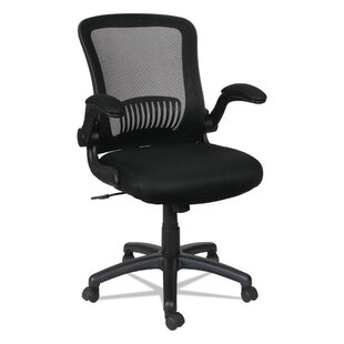 Otwell Swivel/Tilt Mid-Back Mesh Task Chair by Symple Stuff No Copoun