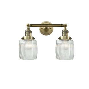 Breakwater Bay Mireya 2-Light Vanity Light