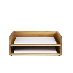 Takara Letter Tray Paper Organizer by Design Ideas