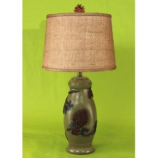 Coast Lamp Mfg. Pine Cone 26.5