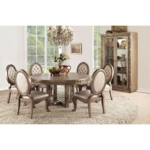 Hogan 7 Piece Dining Set by Rosdorf Park #1
