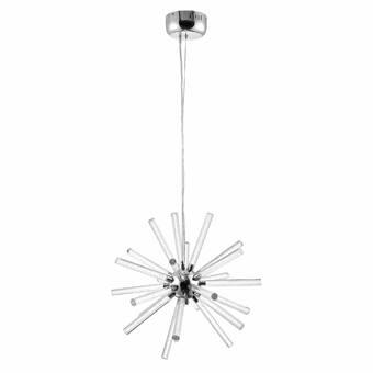 Orren Ellis Emerie 4 Light Cluster Cone Pendant Wayfair