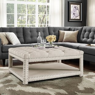 Winbush Tufted Cocktail Ottoman by Darby Home Co
