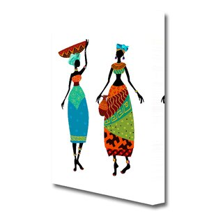African Woman Art | Wayfair co uk