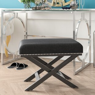 Check Prices Stephania Upholstered Bench By Willa Arlo Interiors