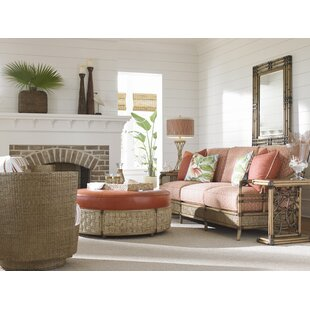 Tommy Bahama Home Twin Palms Configurable Living Room Set