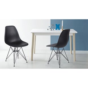 Check Prices Neidig Dining Chair (Set of 2) by Wrought Studio Reviews (2019) & Buyer's Guide