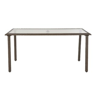 Edwards Metal Dining Table