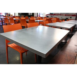 24 in. Square Dining Table