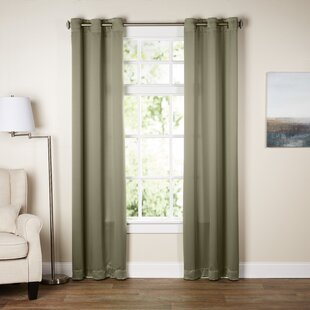 Green Grommet Curtains Drapes Youll Love