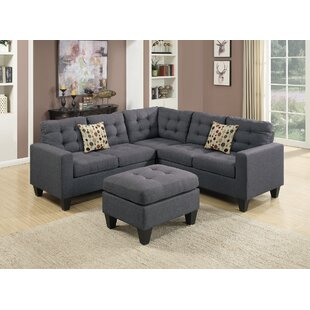 Ebern Designs Bucz Modular Sectional