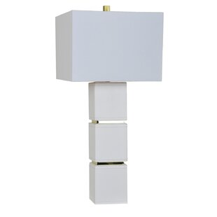Orren Ellis Annemarie 33.5'' Table Lamp