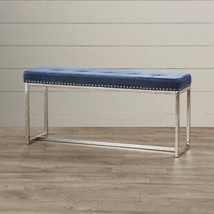 Willa Arlo Interiors Roddy Upholstered Bench