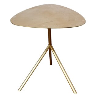 Adsett Tripod Leaf Side Table
