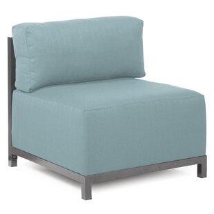 Latitude Run Woodsen Slipper Chair