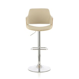 School Height Adjustable Swivel Bar Stool By George Oliver