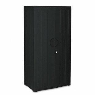 OfficeWorks 2 Door Storage Cab..