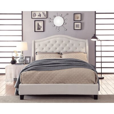 !nspire King Platform Bed