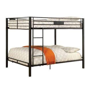 Alfredo Queen Bunk Bed by Zoomie Kids