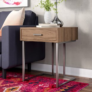 Reviews Calistoga End Table By Trent Austin Design