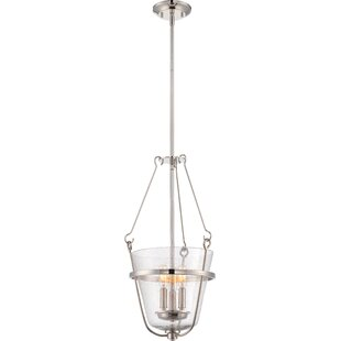 Charlton Home Brilliant 3-Light Urn Pendant