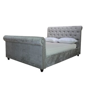 Compton Upholstered Sleigh Bed By Rosdorf Park